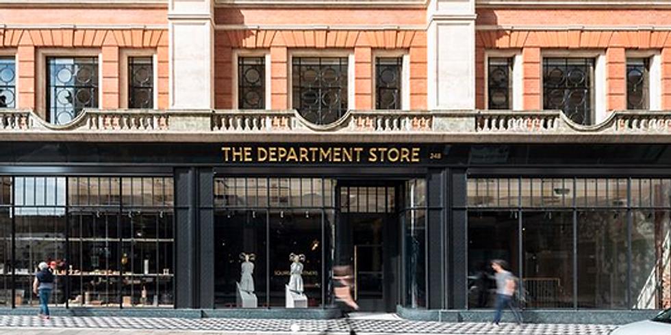 OOO in London * Designer sale