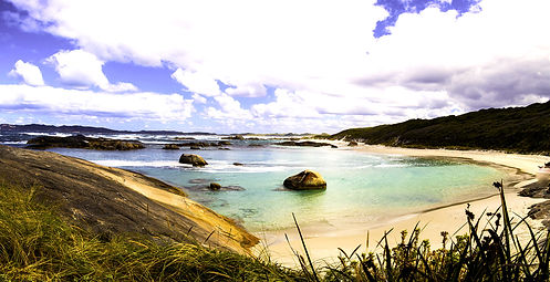 Green's Pool - 40ks West of Denmark on South coast of Western Australia.