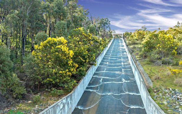 Spillway Waroona Dam