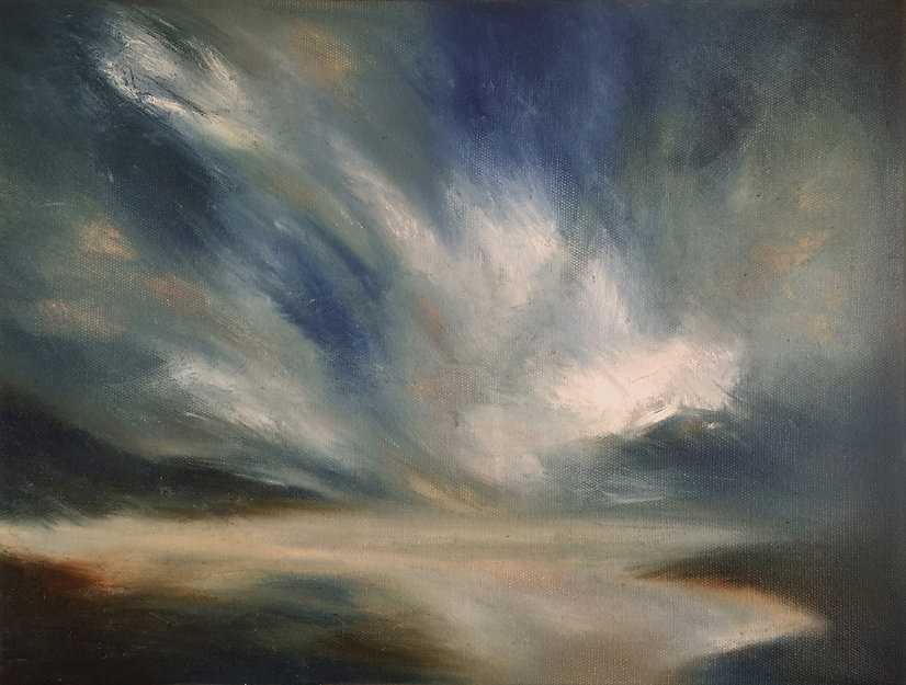 'BREATH AFTER BREATH' BY CLAIRE HUNTER-RODWELL