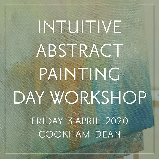 Intuitive Abstract Painting 1-Day Workshop