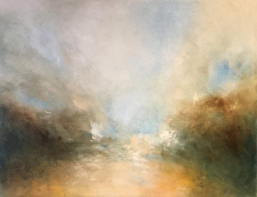 'HERE WITH ME' BY CLAIRE HUNTER-RODWELL