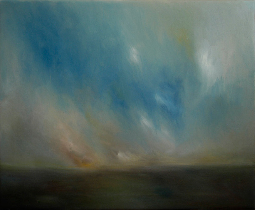 'SUNDAY MORNING' BY CLAIRE HUNTER-RODWELL