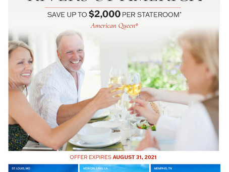 River Cruise Offers