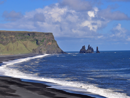 Five Exotic Black Sand Beaches in the Caribbean