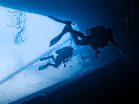 Five More Amazing Shipwrecks in the Caribbean (7/3)