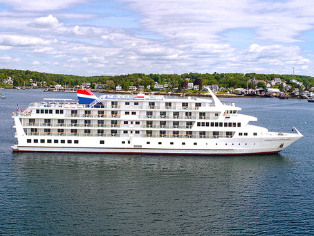 Cruising in New England with American Cruise Lines