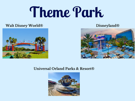 Theme Park Updates & Offers
