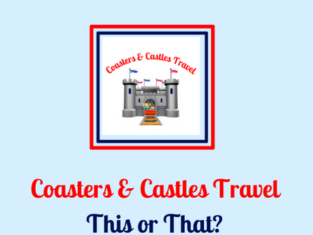 Choose your Favorite Coaster!