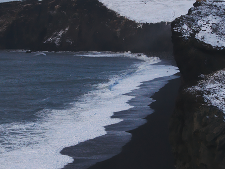More Spectacular Black Sand Beaches in the Caribbean