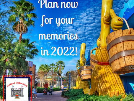 2022 Walt Disney World♦ Packages