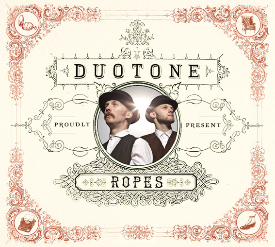 'Ropes' cover