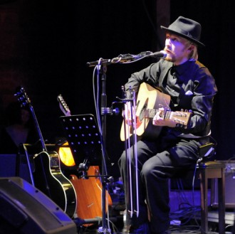 Live at the North Wall Arts Centre