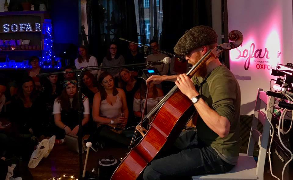 Oxford Sofar Sounds