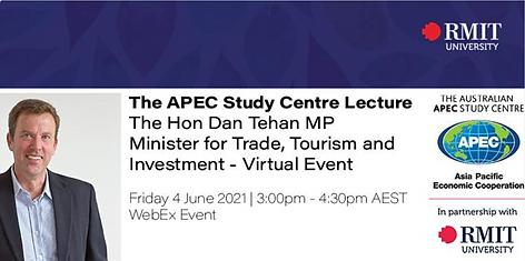 Dan Tehan Lecture.PNG