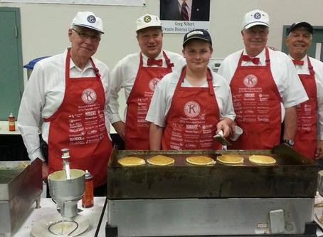 Kiwanis Annual Pancake Festival