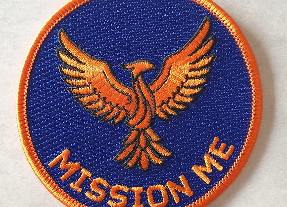 Ronde Patch MM