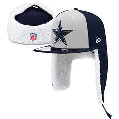 Sz 7 5/8 Dallas Cowboys Winter hat