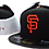 Thumbnail: Sz 7 1/2 San Francisco Winter hat