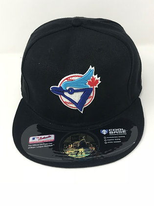Sz 7 1/4 Toronto Blue Jays Fitted Hat