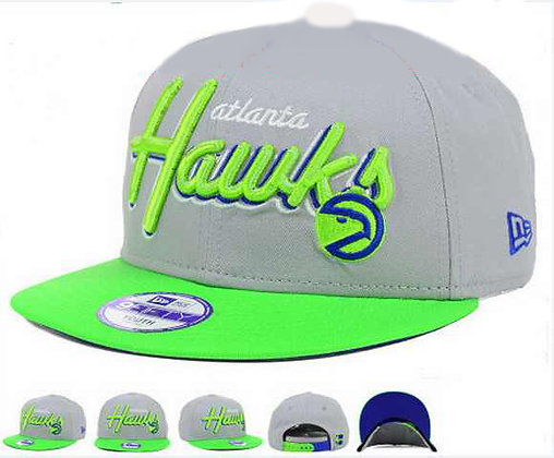 Atlanta Hawks youth adjustable snapback
