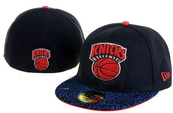 Sz 8 New York Knicks fitted hat