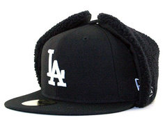 Sz 7 1/4 Los Angeles Winter hat