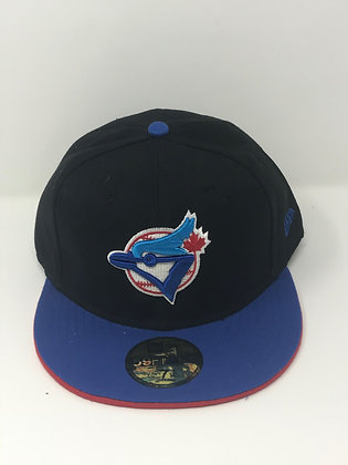 Sz 7 3/4 Toronto Blue Jays Fitted Hat