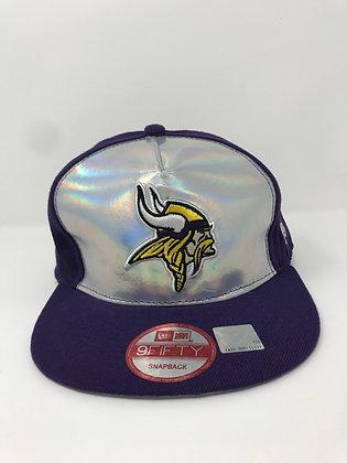 Minnesota Vikings adjustable snapback