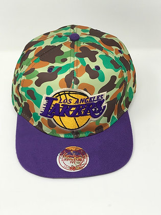 Los Angeles Lakers adjustable snapback