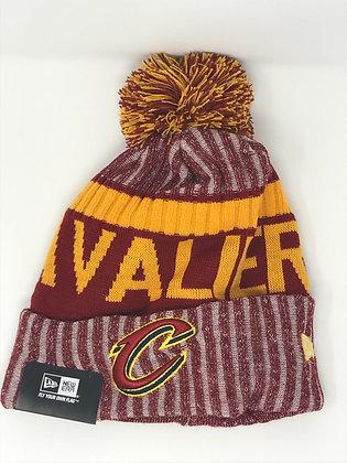 Cleveland Cavaliers Pom Knit Beanie
