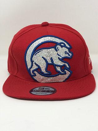 Chicago Cubs adjustable snapback