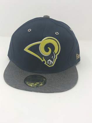 Sz 7 St. Louis Rams Fitted Hat