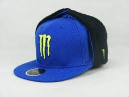Sz 8 Monster Energy Winter hat
