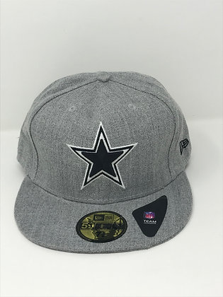 Sz 7 5/8 Dallas Cowboys Fitted Hat