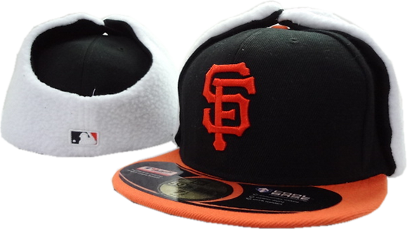 Sz 7 1/2 San Francisco Winter hat