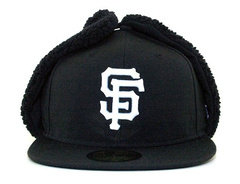 Sz 7 5/8 San Francisco Winter hat