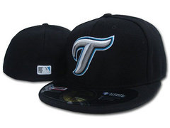 Sz 7 3/4 Toronto Bluejays fitted hat