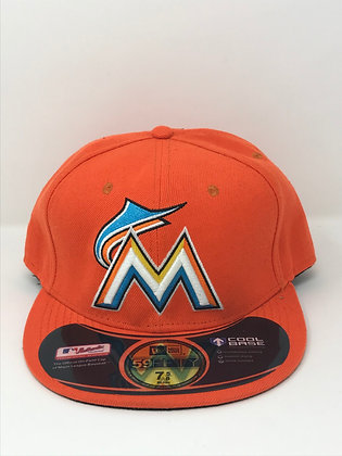 copy of Sz 7 5/8 Miami Marlins Fitted Hat