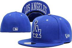 Sz 7 5/8 Los Anegeles Dodgers fitted hat