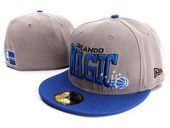 Sz 7 1/2 Orlando Magic fitted hat