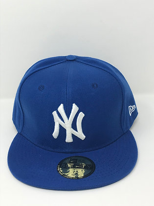 Sz 7 5/8 New York Yankees Fitted Hat