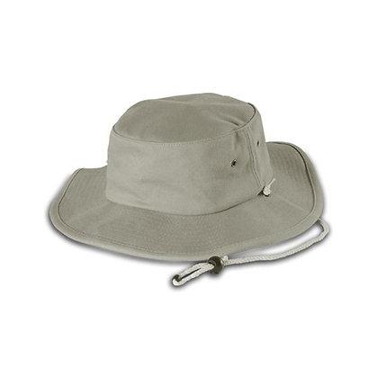 Biege Bucket Hat