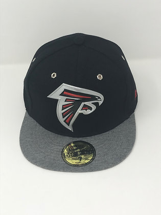 Sz 7 Atlanta Falcons Fitted Hat