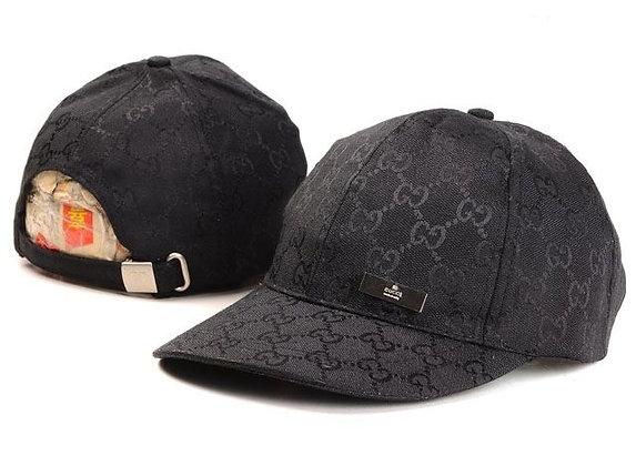 Gucci adjustable hat - Blk