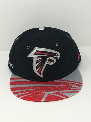 Sz 7 5/8 Atlanta Falcons Fitted Hat