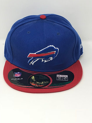 Sz 7 3/8 Buffalo Bills Fitted Hat