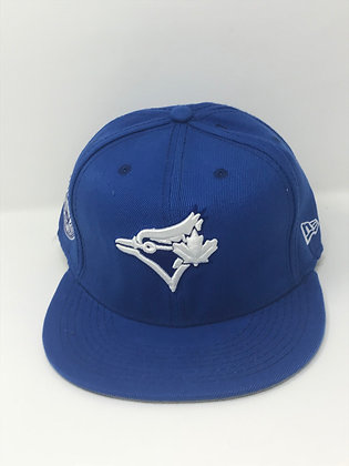 Sz 8 Toronto Blue Jays Fitted Hat