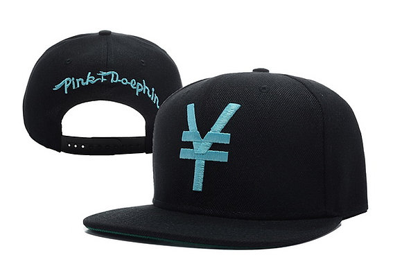Pink Dolphin adjustable Snapback