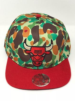 Chicago Bulls adjustable snapback